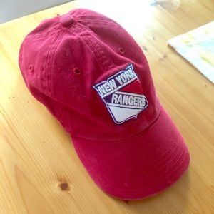Other - NY rangers toddler used hat, fair condition